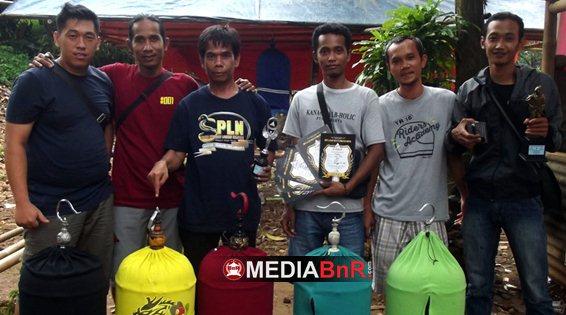 Lewat Onyong dan Molly, Kanangga LB Holik Borong Juara