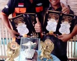 Kang Aris Liwa Sukses Kawal Temon Jadi Juara