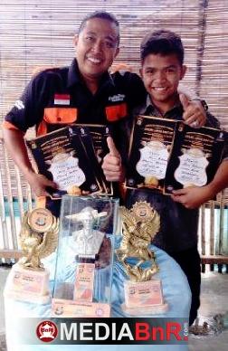 Temon, Amunisi Family Team Bandung Moncer Terbaik