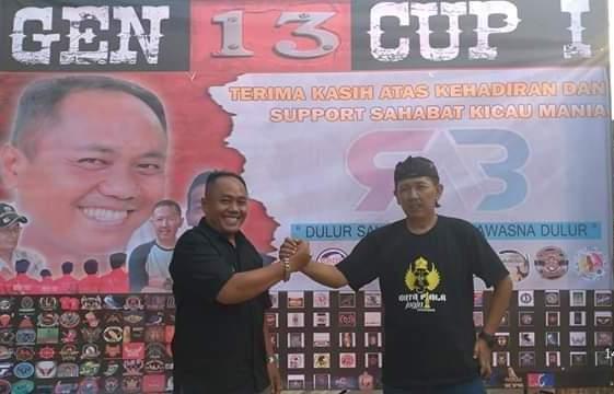 Bersama GEN13 Cup 1, Berlomba Sambil Beramal