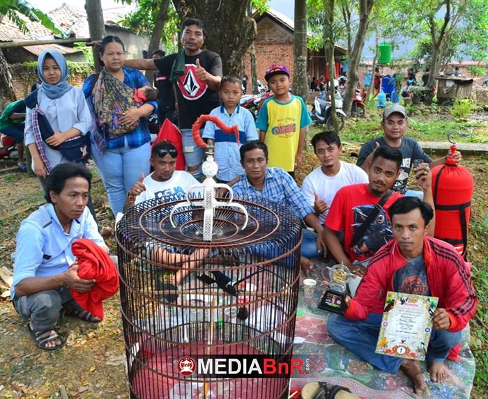 1087 Peserta Ramaikan Road To BnR Award Cikarang