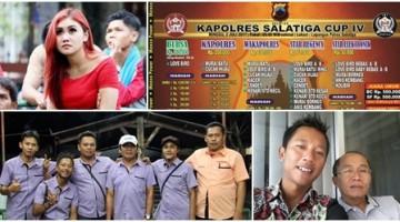 Kapolres Cup Salatiga 2 Juli 2017