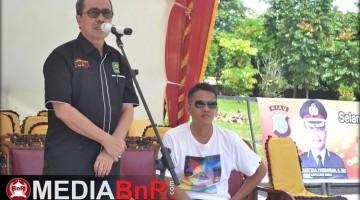 Kata Sambutan Oleh Bapak Bupati Siak Drs. H. Syamsuar M.Si