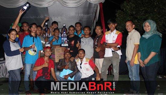 Kawanku BC dan Laskar Ababil BC Terbaik, Nakula Perwira Double Winner