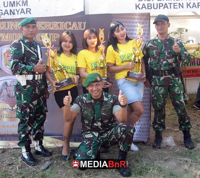 Keamanan dan SPG di Juliatmono Cup