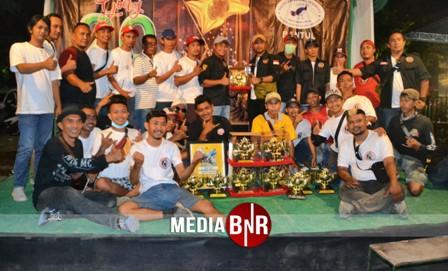 KAW Team Juara Runner Up BC Piala Raja X Ke 20th, Zeus Makin Mempesona