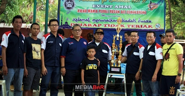 Alvin Juara BC, Herry IP Take Over Murai Batu
