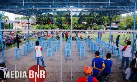 Latber BnR Gajah Mada : Semakin diminati, Barong Jr. pemimpin baru liga Cendet