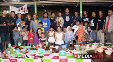 Keluarga Besar MJS - Selamat Ulang Tahun Yang Pertama Merapi Joos (MJS) Klaten
