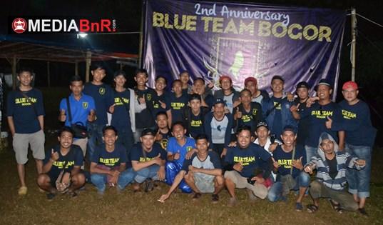 Fantastis, Tembus 929 di Hari Jadi Blue Team Bogor