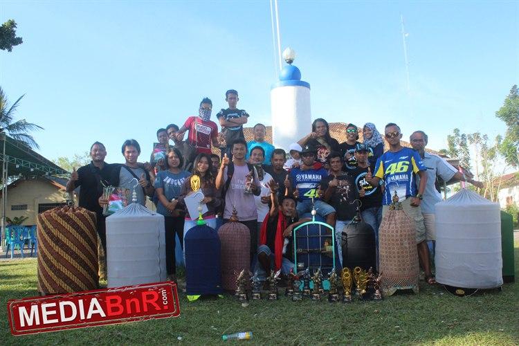 Rizal R46 Titik Nol Km Kota Belinyu Diserbu Kicau Mania