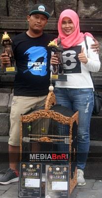 Kenari Ducati nyeri juara 2