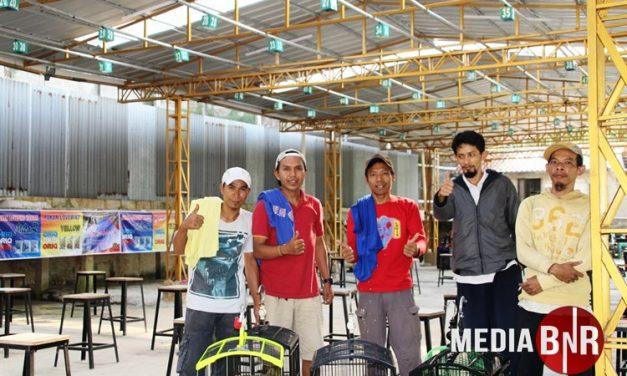 Berjalan Kondusif, Oriq Lebak Siap Menjadi Ajang Silaturahmi Kicaumania Depok