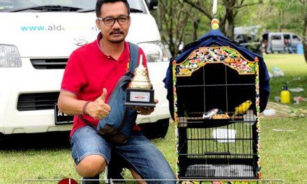 Mustika Kota Seribu Sungai Palembang Raih Podium Dua di Borobudur Cup