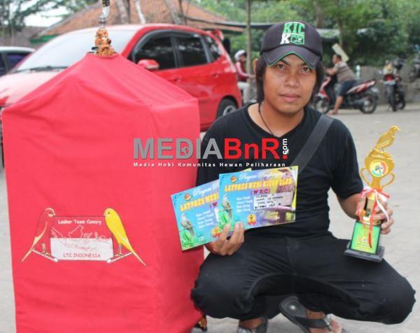 Kenari Play Boy besutan Arjuna Segan SF juara 3 STD A & juara 4 STD B