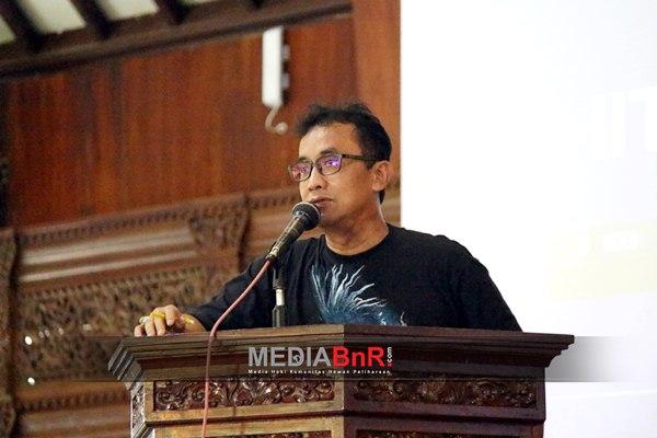 Kepala BKSDA Jateng Bpk. Suherman