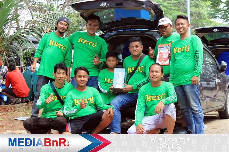 Alvin Team Rayakan Kemenangan Murai Batu Ketu