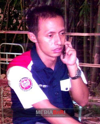 Ketua BnR Karawang Kepakkan Sayap BnR di Karawang
