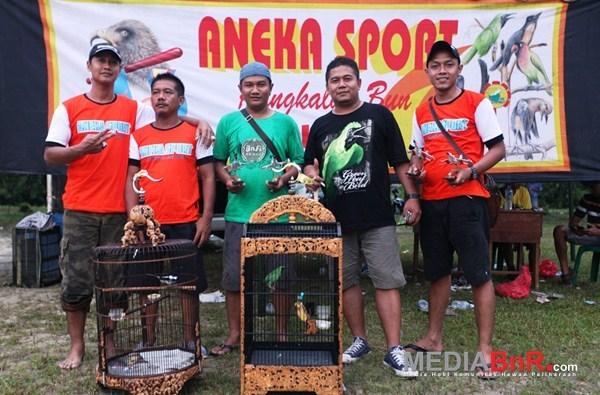 Ketua BnR Kudus Bersama Kicaumania Jateng Juga Turut Hadir (Foto: Ikrom/MediaBnR.Com)