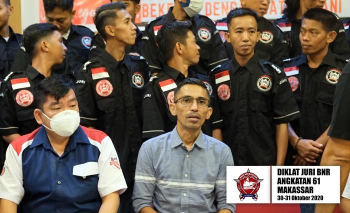 Diklat Juri BnR Angkatan 61 Makassar