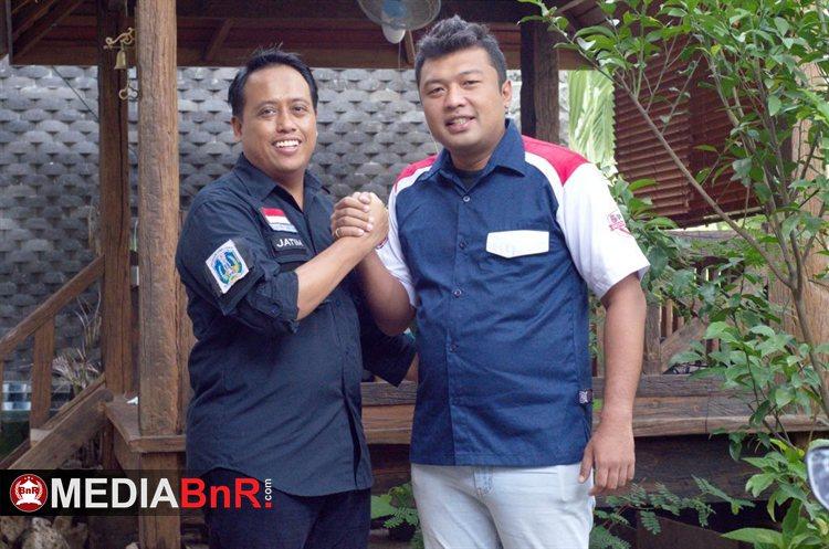 Ketua Karang Taruna Jawa Timur dan Tokoh pemuda Kicau Mania Jatim Satukan Misi