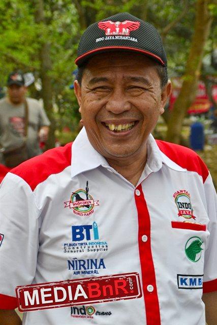 Ketua Panitia H . Budi Hartoyo