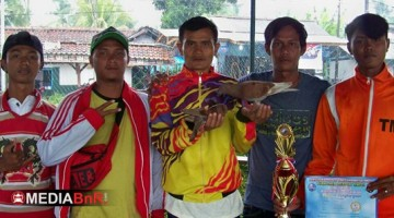 Kharisma Team Siap Tempur Lewat Hasil Ternak Sendiri