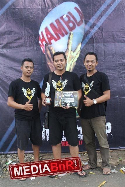 Kharisma milik Reza Kangen Water Stugel team terbaik di kenari