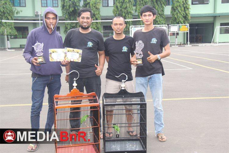 Kicaumania Boeaya BC Borong juara