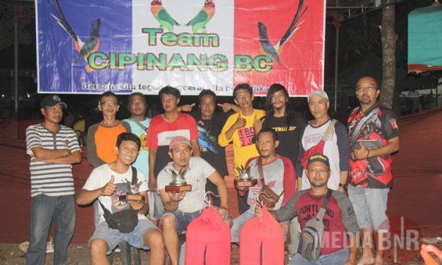 Trio Jeger – Ken Dedes – Denox Kibarkan Bendera Cipinang BC