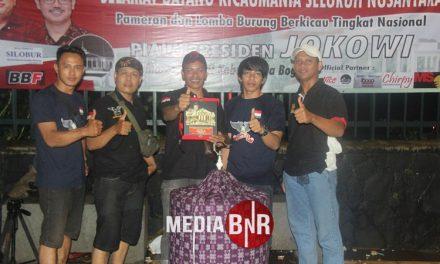 Juarai Piala Presiden Jokowi, Boncel Buru Prestasi Melegenda