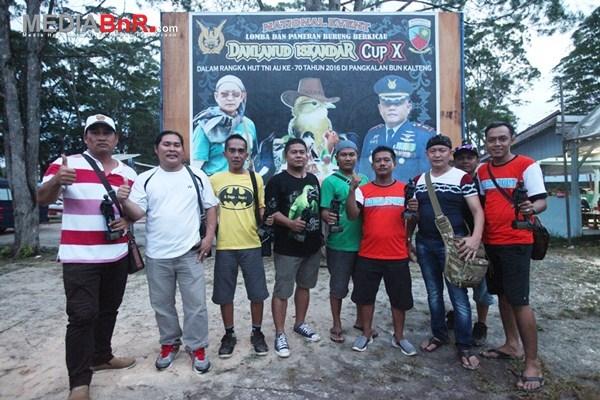 Kicaumania Jawa Tengah Berhasil Borong Juara (Foto: Ikrom/MediaBnR.Com)