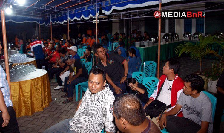 Kicaumania Makassar Ramaikan Halal Bi Halal Peresmian Penangkaran Toper BF