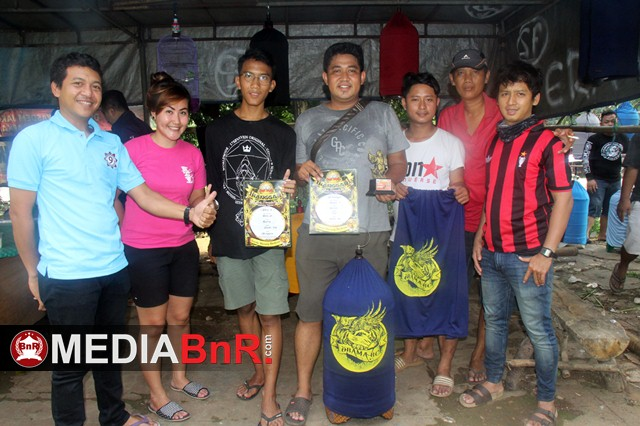 Lomba Hanggar Cup I, Hadiah Mewah dan Banjir Doorprise
