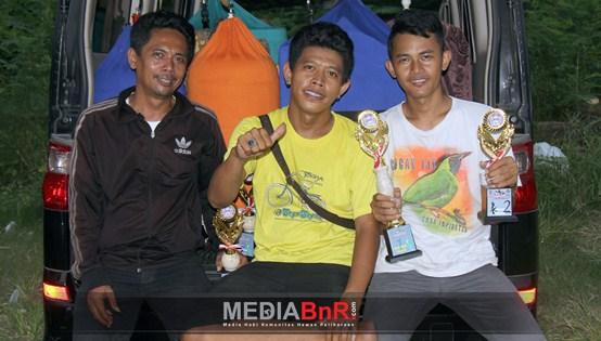 Owen SF Borong Juara