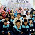 Indahnya Berbagi Bersama Yatim Piatu & Dhuafa Di Panti Asuhan Al-Hayya