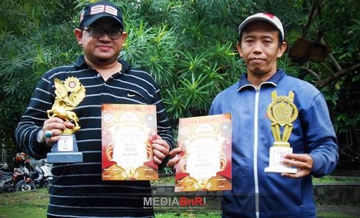 King Baday Makin Tangguh, T-Be dan Boy Kompak