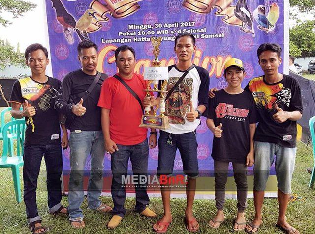 King's Men BC Palembang Juara Bird Club Di Aniversary K3BC