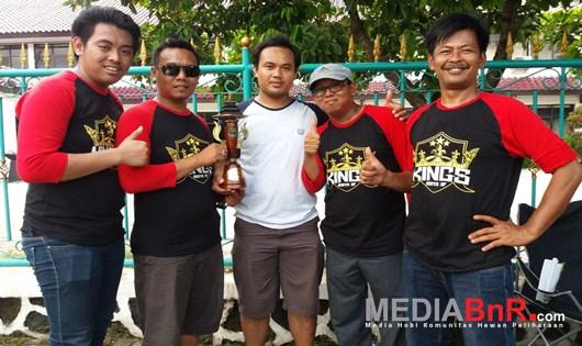 King's Robyn Raih Piala Gubernur