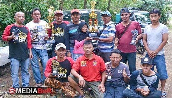 Amunisi Besutan H. Yana Raih Juara SF dan BC