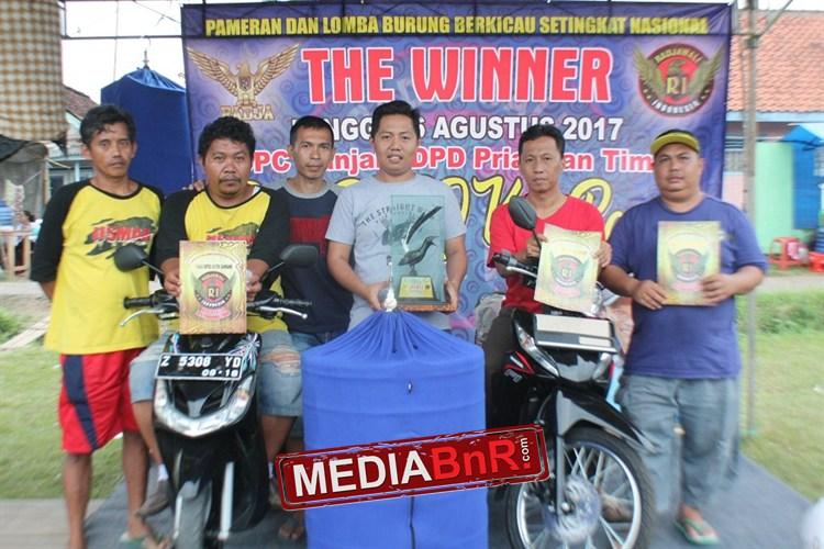 Patriot, Kipas Sakti & Hercules Gebrak Piala DPRD Kota Banjar