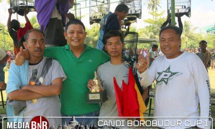 Kitaro Langsung Tancap Gas Sikat Juara 1, Selanjutnya Akan Sambangi Airin Cup 2