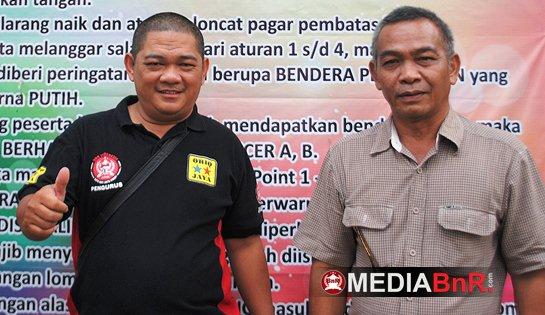 Lomba Perdana, Terpilihnya Kembali Ketua BnR Garut