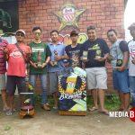 Sukses Meski Sempat Tertunda, DT Miber Team Cup I Dan Roti Balap SF Raih Juara Umum