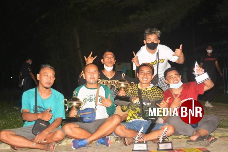 Uji Nyali Jawara Lintas Blok Tersaji, KFM SF & Embun Team Rajai Tahta Juara Umum