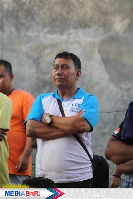 Komarudin, ST selaku Ketua Panitia