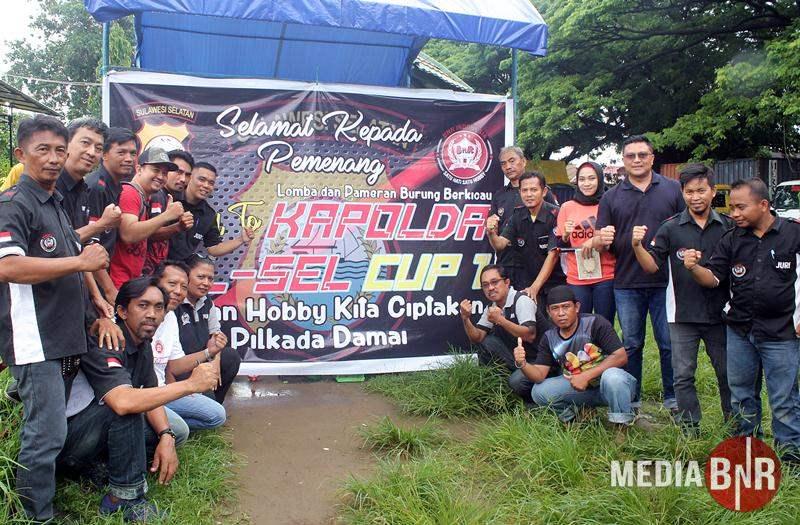 Jelang Kapolda Sul-Sel CUP I, BnR Makassar Rapatkan Barisan