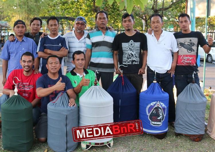 Komunitas Anis Merah Mania Jogja Turut Meramaikan Even Zona KM Feat JEC