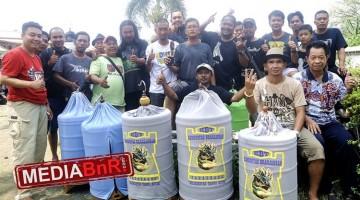 Komunitas Branjangan Tangerang  support gelaran Betawi Cup