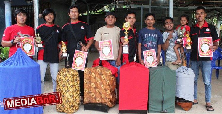 Temon Double Winner, Komb3d Bird Club Juara Umum